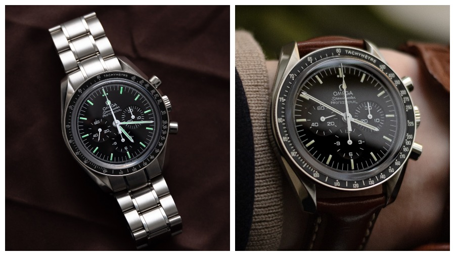 This article focuses on chronograph watches that have been in space and that can be considered as Omega Speedmaster alternatives.