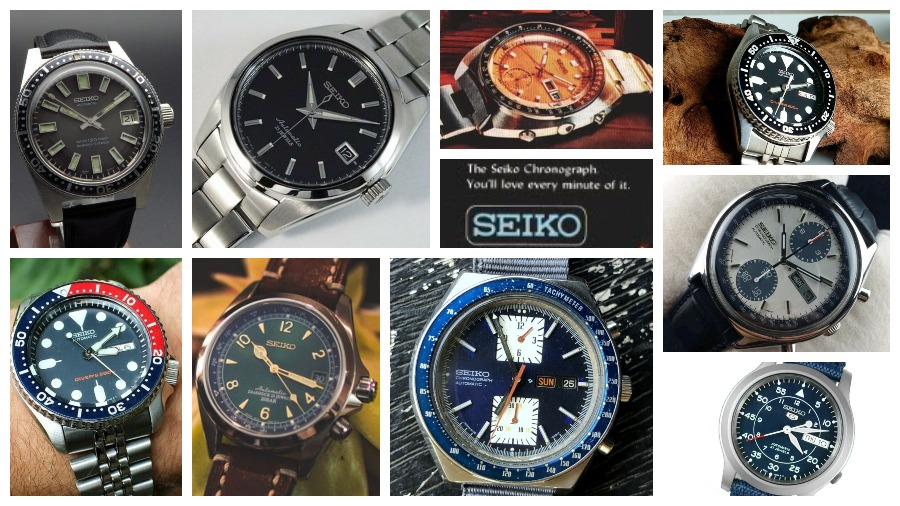 This article focuses on Seiko watches that have become iconic and have been strongly endorsed by the watch community. These Seiko timepieces have had much support from watch enthusiasts and been highlighted for their originality, quality and value proposition.