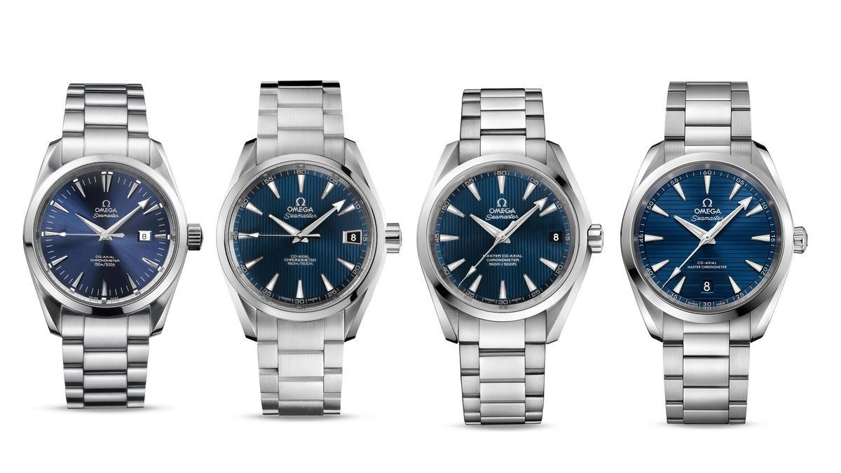 This article is a guide to the Omega Seamaster Aqua Terra