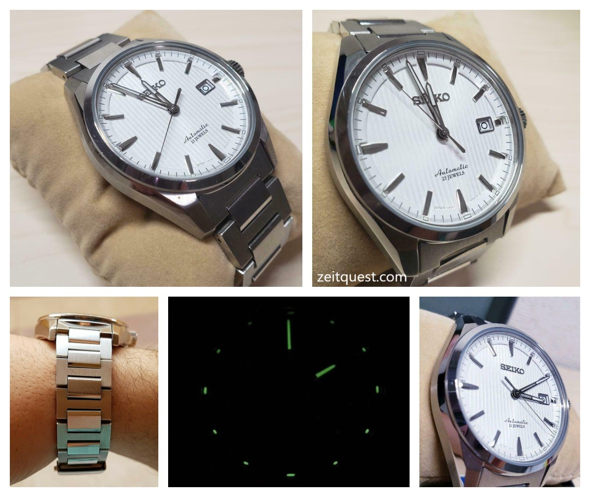 The Seiko SARX013. Available now on eBay.