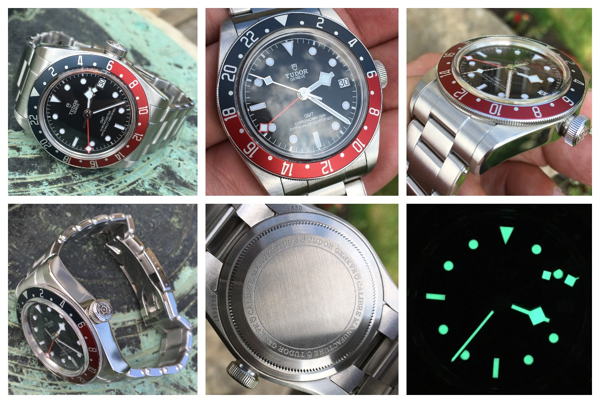 Tudor Black Bay GMT 79830RB. Pictures taken by jamman0_2, check his eBay watch store!